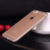New arrival transparent TPU soft slim phone case for iphone 6 plus