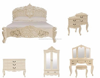 French style Rococo Bedroom