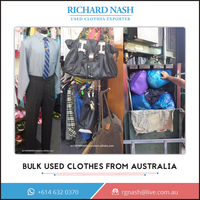 Buy Mixed Used Clothes, Apparel & Garments