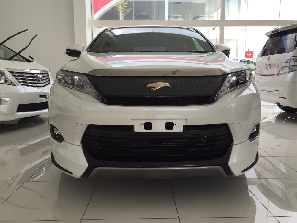 Toyota Harrier 2015 ABS bodykit