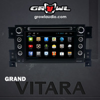 "OEM ANDROID HEAD UNIT 7"" CAPACITIVE TOUCH FIT FOR SUZUKI GRAND VITARA 2005-2011"