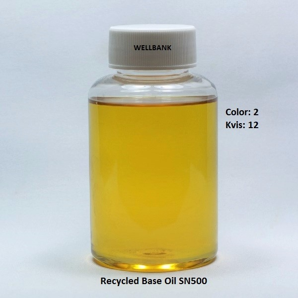 Recycled Base Oil SN500