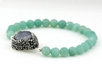 Druzy jewellery,Druzy Bracelet,Drusy,turkish jewelry