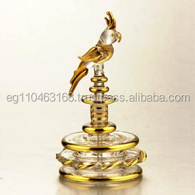 Egyptian Perfume Bottle Animal Design