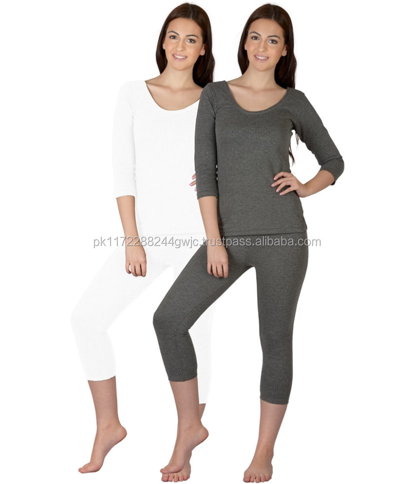 Ladies thermal inner wear available in all sizes and colors in high quality