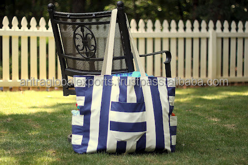 The Big Mommy Bag - Extra Large Custom Family Size Beach Bag Pool Tote BUILD YOUR BAG Chevrons, Stripes, Geometric