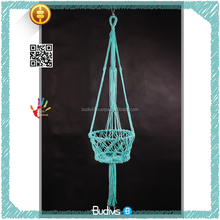 Buy Decorative Storage Wholesale Macrame Planter Hanger Australi Basket Cotton Rope
