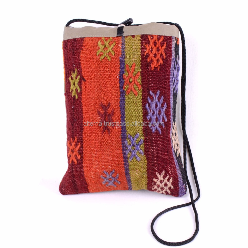 Kilim shoulder bag 4258
