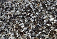 Aluminum Alloy Wheel Scrap 99%