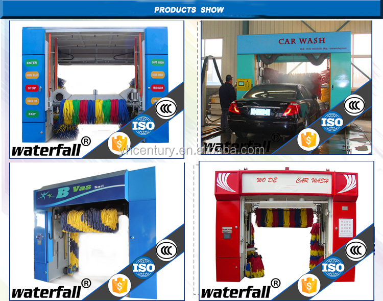 low cost rollover car wash machine
