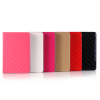 IMPRUE Luxury Smart Stand Leather Case Cover for apple ipad mini 4