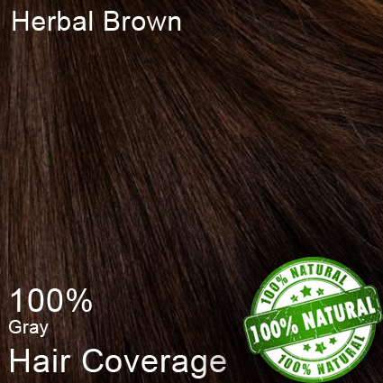 Herbal Brown Henna, Botanical Henna Color