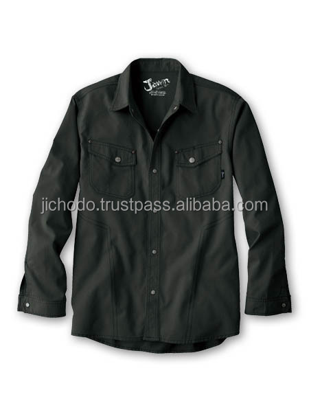 Shirts with long sleeves (Autumn and Winter) Made by Japan