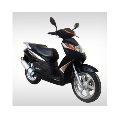 (Grande) 2017 NEW gas scooter for sale low cost gas scooter moped EEC 150cc 16inch (PEDA MOTOR)