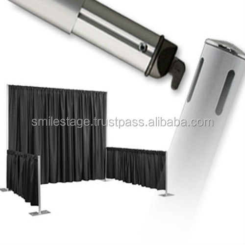 2015 portable and adjustable pipe and drape backdrop from China factory