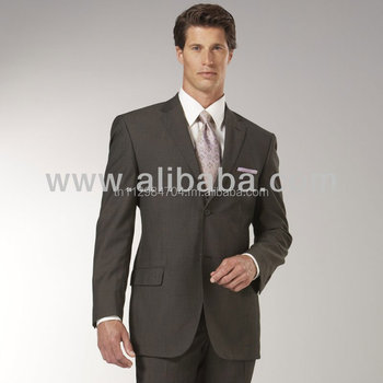 Cashmere wool Custom made to measure tailored men's bespoke suit (for inquiry pls check WWW.THAILANDBESTTAILOR.COM)