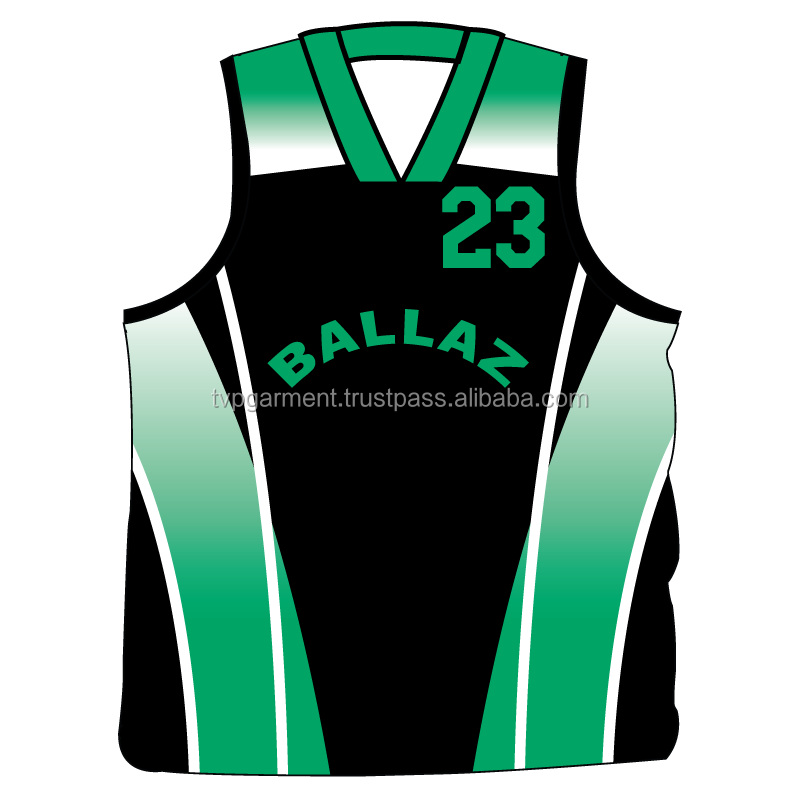 TVP HIGH QUALITY Dye Sublimation New Designs BASKETBALL JERSEYS TVPMNO1016 Vietnam