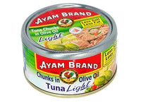Ayam Tuna In Olive Oil 185g