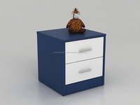 Kily Kid's Nightstand 2 drawers