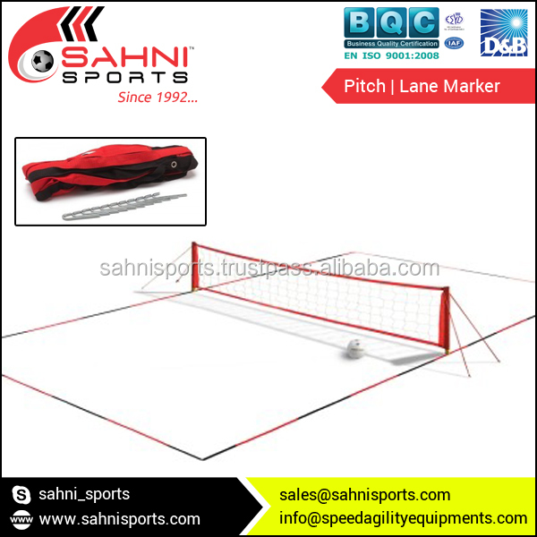 Pitch | Lane Marker