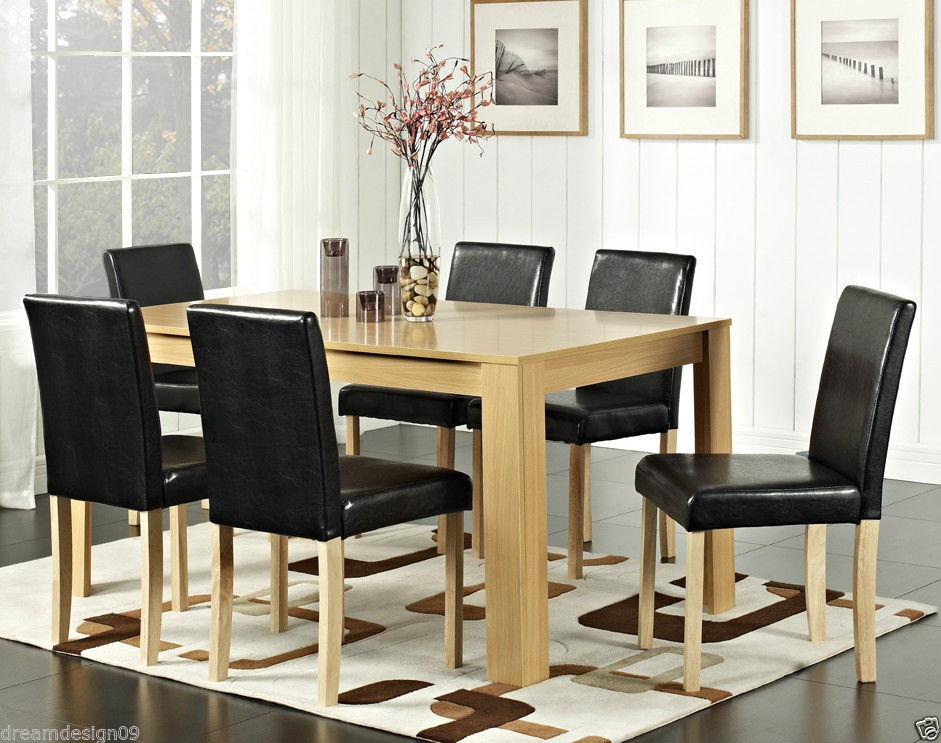 The wholesale high quality solid wood dining table and for Cheap wooden dining table and chairs