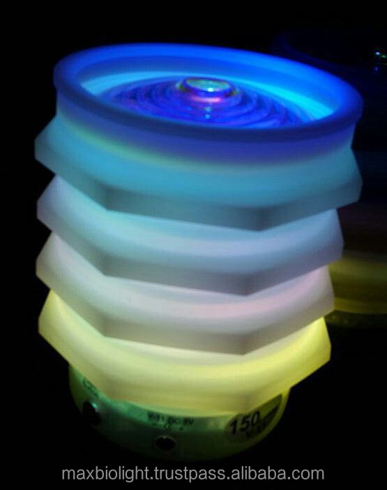 AS4 led light for use with 4 alphaspin disc