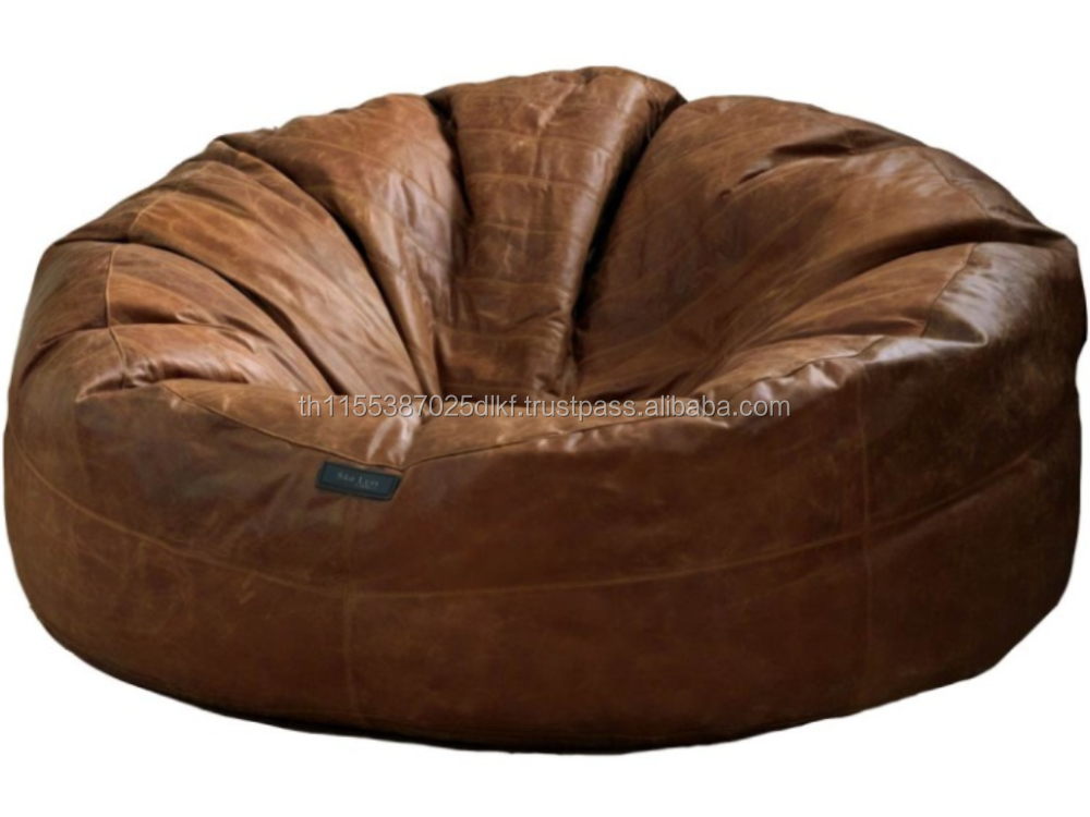 Beanbag round_Chocolate