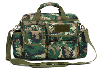 2016 designer fashion foldable durable camouflage polyester travel bag