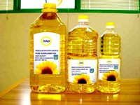 100% Refined Soybean Cooking Oil