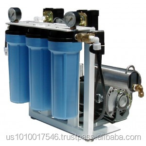Compact Commercial Reverse Osmosis Water Systems