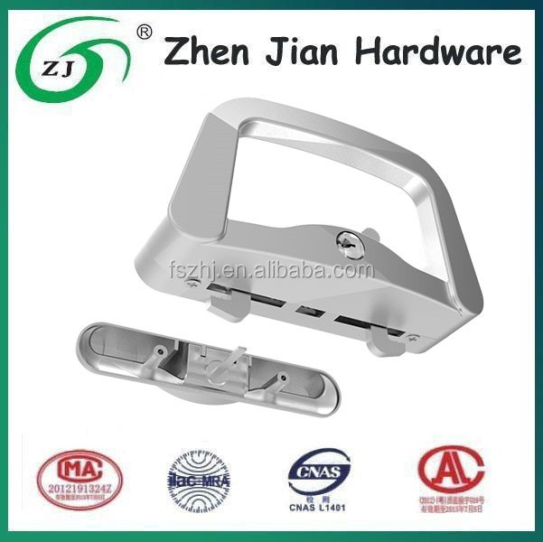 High quality security door lock and keys for aluminium door and window