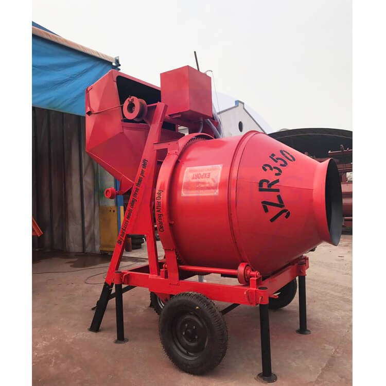 Good Price JS750 Automatic Concrete Mixer Machine Supplier