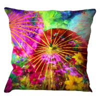 Digital Printed Cushion Cover for Room Decoration