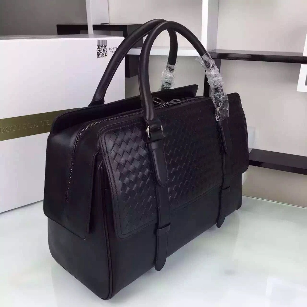 Fashion Genuine Leather Handbag Made in China