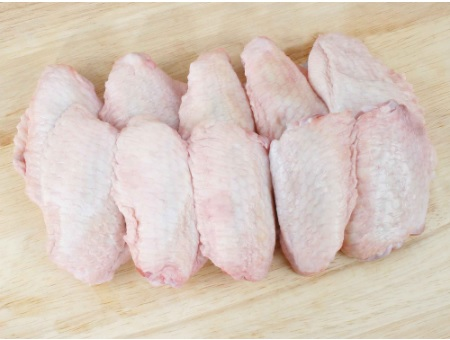 Premium Grade A Frozen Chicken Mid Wing for sale