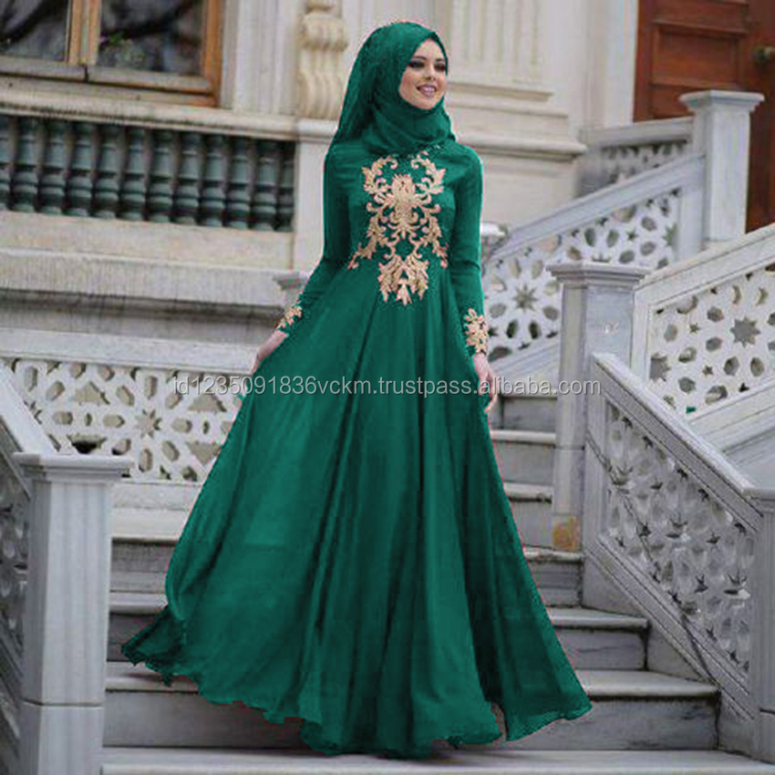 Ayako Fashion Dress Muslim Safirah