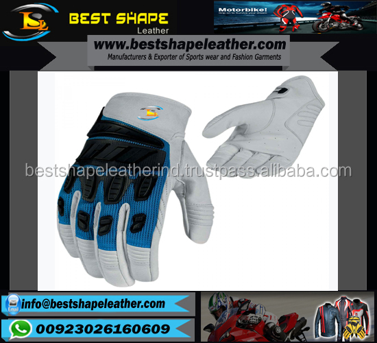 Latest Design Custom Motocross Racing Gloves/Motorcycle Riding Gloves