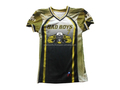 Custom fully spandex intergrated sublimated american football jersey