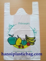 TSHIRT BAG SHOPPING BAG FOR SUPERMARKET