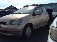 JAPAN USED CAR FOR TOYOTA VITZ 2000 AT (GRADE: F, ENGINE: 1SZ, MODEL: GH-SCP10)