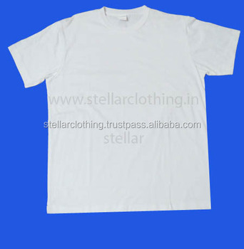 120 gsm plain white t shirts