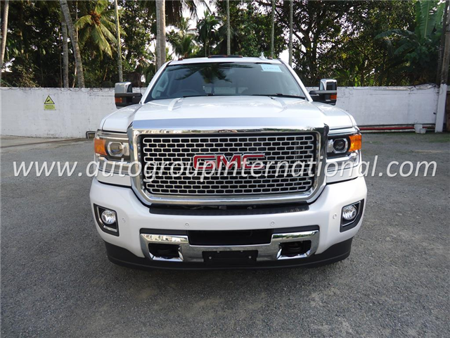 GMC Sierra/ Denali in right hand drive Conversion