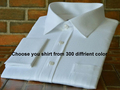 Custom Made white Dress Shirt for inquiry pls check www.thailandbesttailor.com