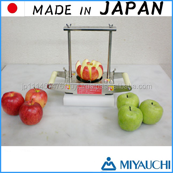 Easy to operate and Easy to use vegetable chopper with Functional made in Japan
