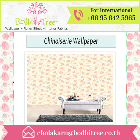 Good Deal on Chinoiserie Wallpaper by Respected Exporter of Market