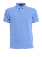 cheap 100% polyester high reflective safety 2 tone color polo shirts for men customed