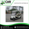 Hot Selling Solar Electric 8 Person Golf Cart (LT-A8) for Sale