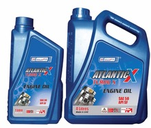 Atlantic Turbo X Diesel Engine Oil