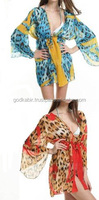 Stylish Women Summer kaftan Bikini Cover UP Beach Dress Swimwear