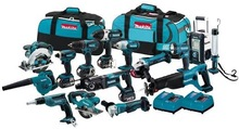 Clearance SALE! Original Makita power tools LXT1500 18-Volt LXT Lithium-Ion Cord-less 15-Piece makita